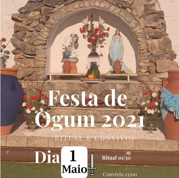 Festa de Ogum – 1 de Maio 2021